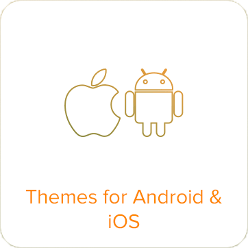 themes for android & ios